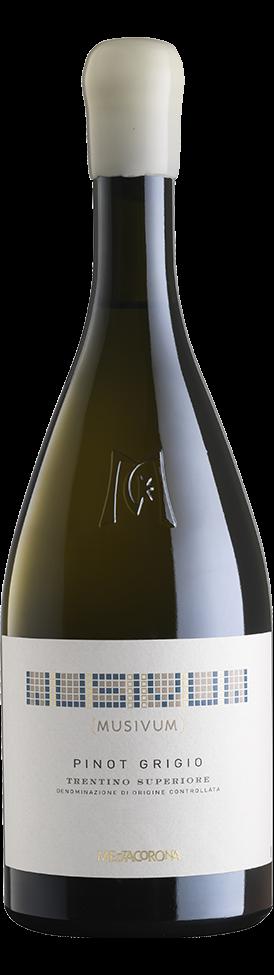 Pinot Grigio Trentino Superiore - MUSIVUM